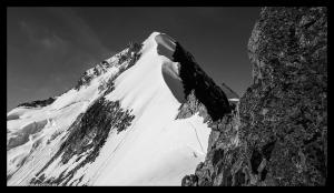 Der Biancograt - Die perfekte Himmelsleiter