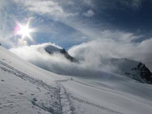 Gletscherromantik
