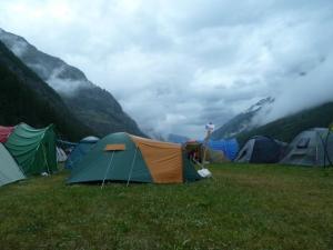 Zelten in Tschechien