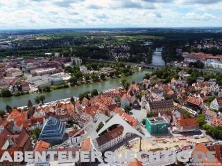 Ausblick vom Ulmer Münster 1