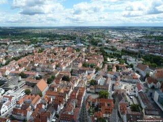 Ausblick vom Ulmer Münster 2