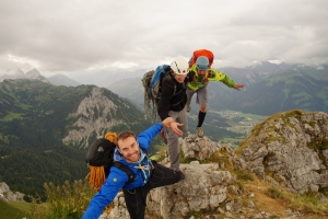 Funny Aggenstein Gipfel