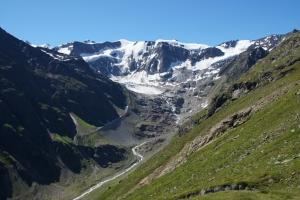 Gletscherpanorama Pitztal