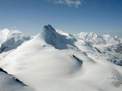 Nordwand Lenzspitze