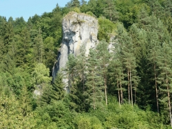 Fränkische Schweiz - Die Dooser Wand