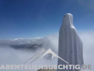 Gipfel Gran Paradiso 1