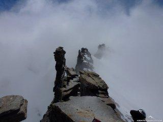 Gipfel Gran Paradiso 2