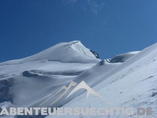 Gletschertraum Weissmies 1