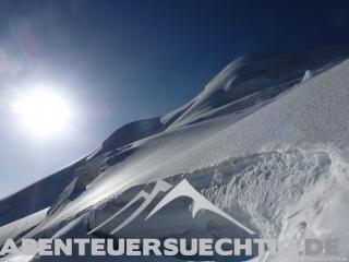 Gletscher Alphubel