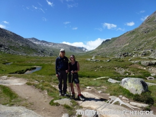Gran Paradiso Nationalpark