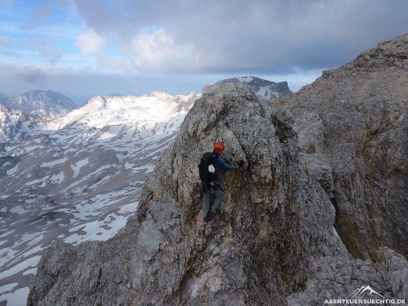 Jubiläumsgrat Klettersteigset : Ein klassiker der ostalpen jubiläumsgrat