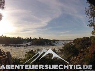 Mekong-Wasserfälle