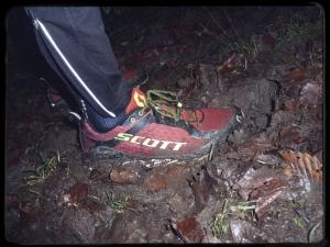 Da müssen die Schuhe schon was aushalten