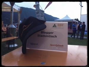 Der Blogger Stammtisch steht bereit