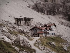 Das Rifugio san Agostini