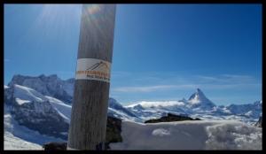 Abenteuersuechtig Matterhorn