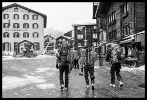 Stadtbummel durch Zermatt