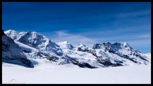 Walliser Bergpanorama