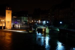 Straßburg riverside