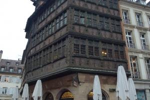 Fachwerkhaus in Straßburg