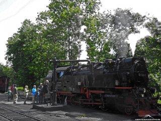 Dampflok Harz