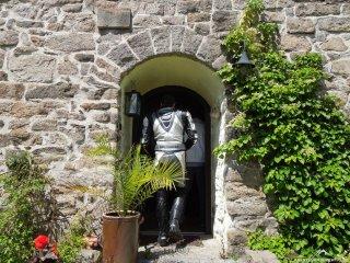 Eingang zum Glockenturm