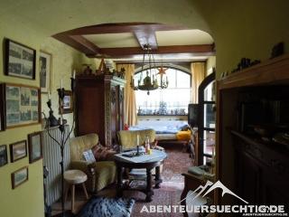 Wohnraum Ferienwohnung Glockenturm