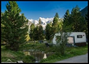 Campingplatz Mortaratsch