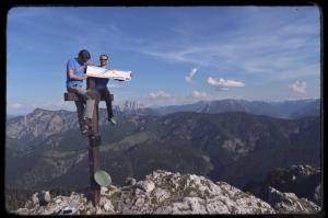 Auch kleinere Gipfel können ein Abenteuer sein