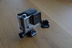 Die neue GoPro4
