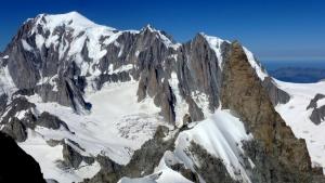 Fantastische Ausblicke auf den Mont Blanc