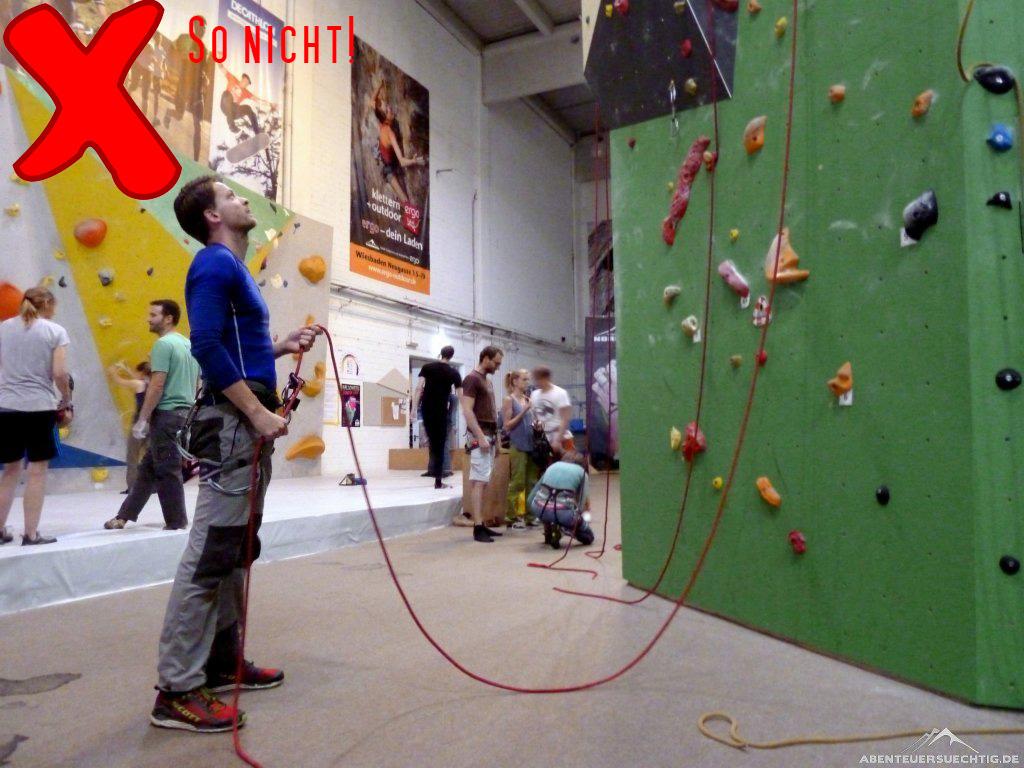 Kletterausrüstung Weil Am Rhein : Die 9 fiesesten sicherungsfehler wir miterlebt haben