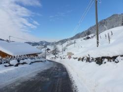 Anfahrt nach Oberstdorf