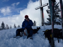 Gipfel Großer Ochsenkopf