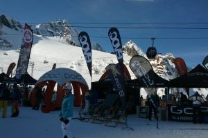 SportScheck Gletscher Testival 2013