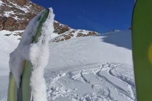 Mit K2-Wayback auf Skitour