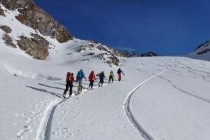 ProfiSkiTest Skitour