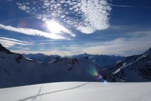 Stubaier Gletscher @SportScheck Gletscher Testival