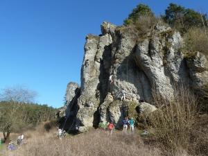 Die Steinfelder Wand