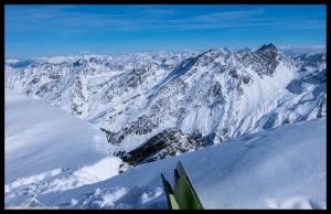 Aussicht von der Schöntalspitze