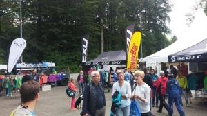 Die Läufermesse beim Zugspitz Ultratrail