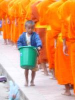 Weltkulturerbe Luang Prabang