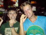 Heuschrecken schmecken gut – Last night in Thailand