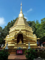 Chiang-Mai Klappe die Erste
