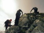 DAV-Kurs Alpines Sportklettern – Mehrseillängen im Tannheimer Tal