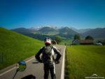 Sechs-Pässe-Motorrad-Tour durch die Schweiz und Liechtenstein