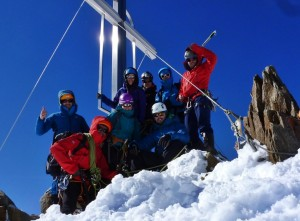 Das Bergzeit Alpincamp: Mountain Equipment Eiswand-Biwak