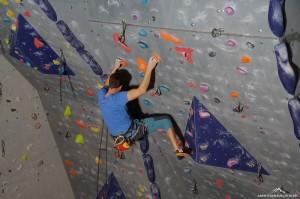 SINE-Kletterwettkampf