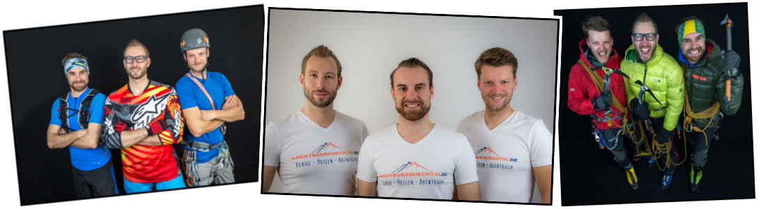 Das Team Abenteuersuechtig.de
