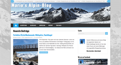 Alpin-Blog